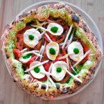 I Borboni Pizzeria: il nuovo menu by Valerio Iessi e Daniele Ferrara